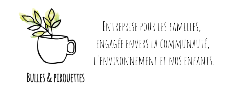 Entreprise pour les familles, engagée envers la communauté, l'environnement et nos enfants
